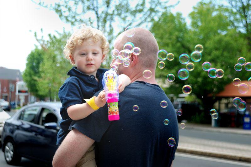 Bubble Maker 1