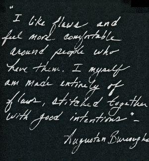 Burroughsquotecopy